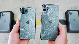 Download iPhone 11 Pro DROP Test! Worlds Toughest Glass! Mp3 and Videos