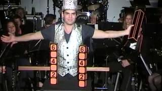 Goochelaar Alex Buijk goochelen met een vleugje magie