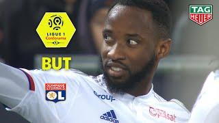 But Moussa DEMBELE (53') / Girondins de Bordeaux - Olympique Lyonnais (1-2)  (GdB-OL)/ 2019-20