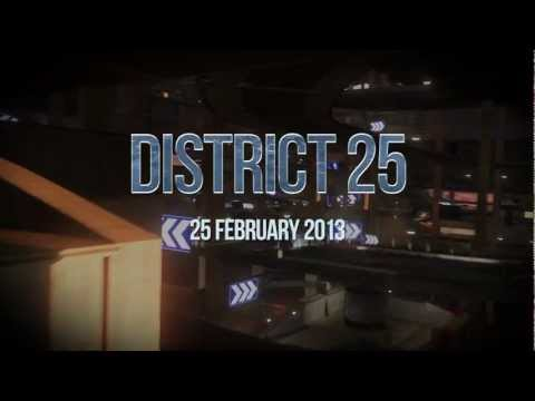 TrackMania 2 Canyon - District 25 Trailer