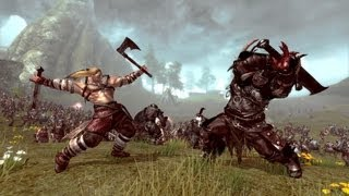 Viking Battle for Asgard : Gameplay PC HD