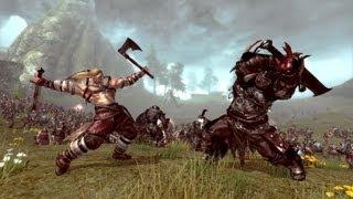 Viking Battle for Asgard : Gameplay PC HD