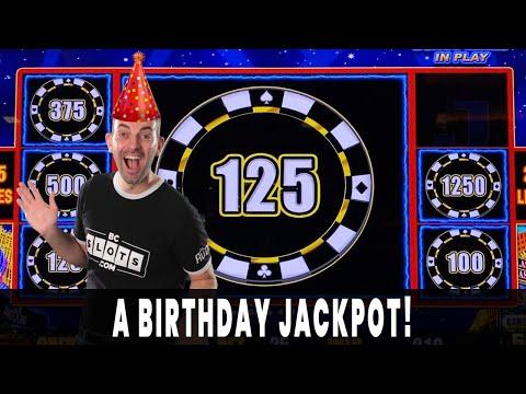 🥳 BIRTHDAY JACKPOT! 🎉 HANDPAY On Lightning Link & Celebrating 26s! 🍰 Birthday Or BUST