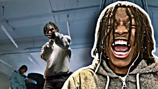 #OFB Bandokay x Double Lz - Flick Of The Wrist | AMERICAN REACTS TO UK DRILL/RAP!! | MikeeBreezyy