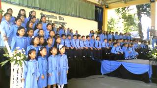 GRADUATION OF MY SISTER QUEEN!(IN INFANT JESUS ACADEMY!