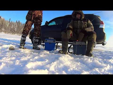 рыбалка на севере ханты мансийск