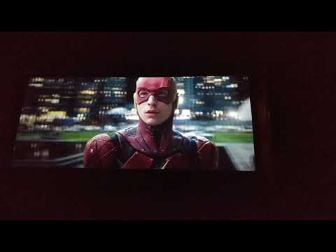 Superman entry in justice league Theatrical response