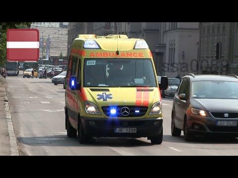 Ambulance 152 Riga/Rīga Latvia [LV | 8.2015]