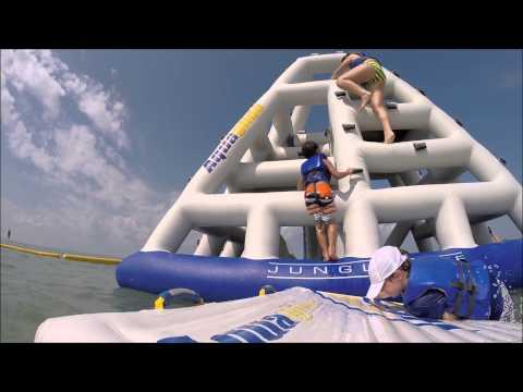 TradeWinds Island Resort Splash Island Water Park GOPRO