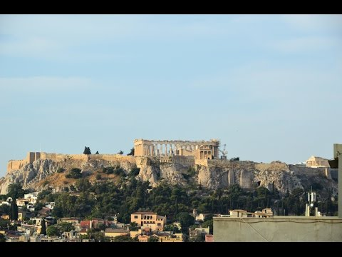 2016 Athens Greece Trip | Part 1 | Let's Go 4K