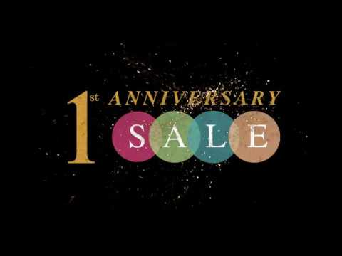 Salonlabs Virgin Hair Extensions 1st Anniversary Sale