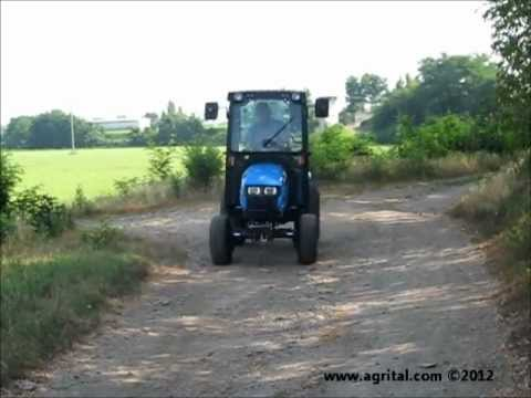 TRACTOR CAB for COMPACT TRACTOR: LANDINI 1, McCORMICK X10