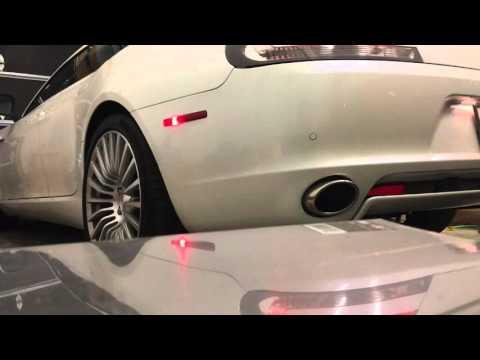 Aston Martin Rapide Exhaust by QuickSilver Exhausts