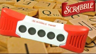 Scrabble Twist Game from Hasbro