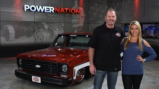 Cool Cherry Chevy C10! - PowerNation 2017 Week #20