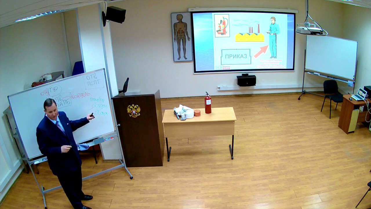 Правовые аспекты Пожарной безопасности в организациях.