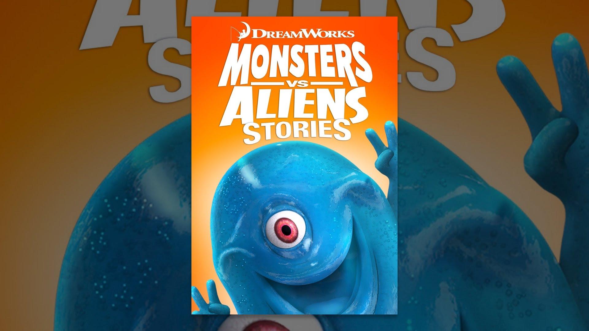 dreamworks monsters vs aliens stories youtube