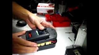 Black & Decker Battery