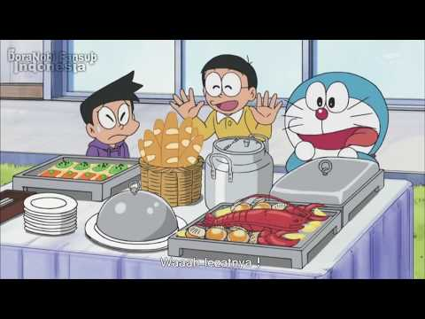 Doraemon Terbaru 2018 Subtitle Indonesia - Gian Yang Melayang-Layang