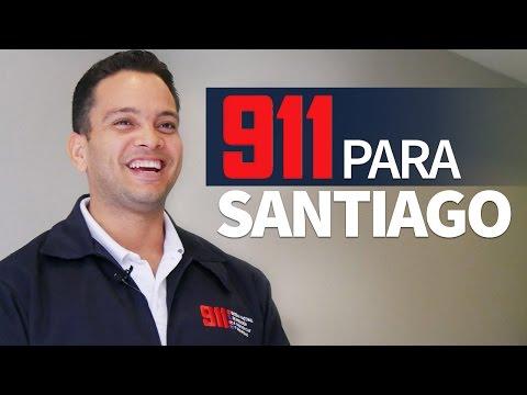 911 para Santiago