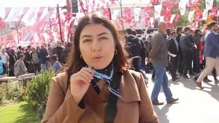 Saadet Partisi ilk seçim mitingini Sivas'ta gerçekleştirdi.