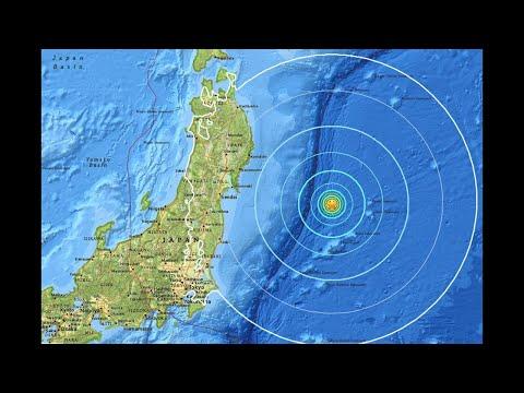 6.1-magnitude earthquake strikes off the coast of Japan