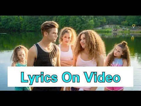 Haschak Sisters-When a girl likes a boy (LYRICS ON VIDEO)