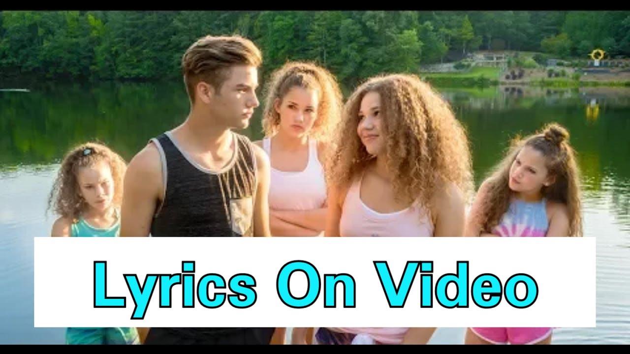 When a girl likes a boy lyrics