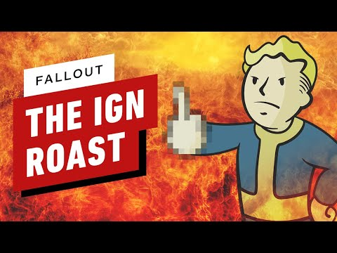 Fallout: The IGN Roast - Vault Boy Gets Wrecked