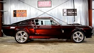 Motorosity 1967 Mustang Fastback Eleanor TEST DRIVE