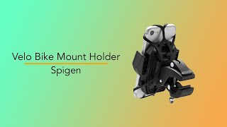 Review of the Spigen Bike Phones Mounts
