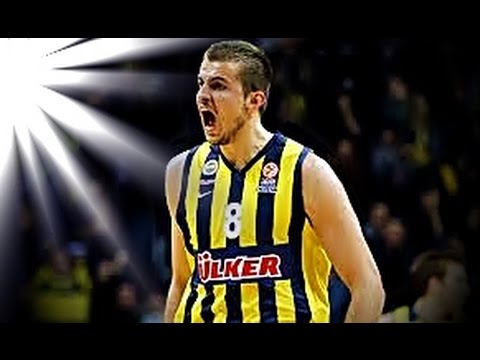 Nemanja Bjelica  Highlights Euroleague 2013-2015 (Full HD)