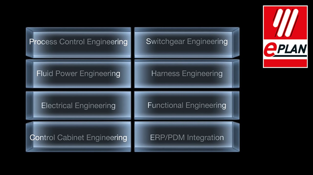 Eplan The Right Tools For Your Engineering Requirements Youtube E Plan Electrical Engineers