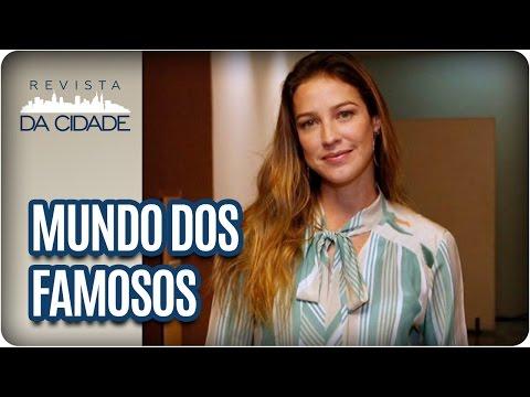 Luana Piovani, Paulo Gustavo e Neymar - Revista da Cidade (10/05/2017)