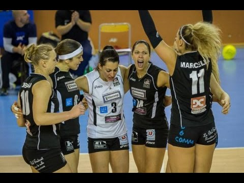 Volley Ball - Romans/Sens