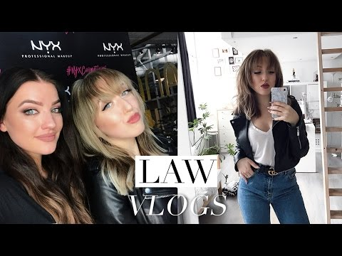 LAW SCHOOL VLOG #28 | How I Combine My Business With Studying + Law of Attraction