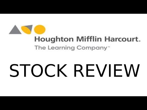 HMHC Stock Review -Houghton Mifflin Harcourt Co