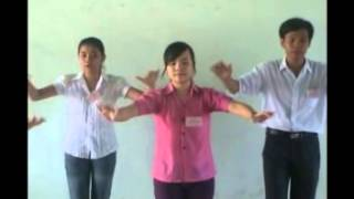 Đánh nhịp 2010_Bài 13_Hội nhạc Thiên quốc_ Bốn em cấp 2