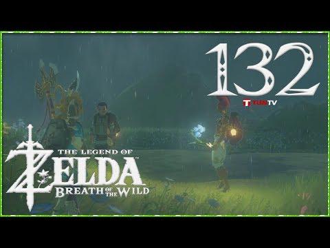 The Legend of Zelda Breath of the Wild #132: Le fleuriste du coeur