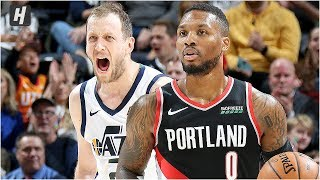Portland Trail Blazers vs Utah Jazz - Full Game Highlights | October 16, 2019 NBA Preseason