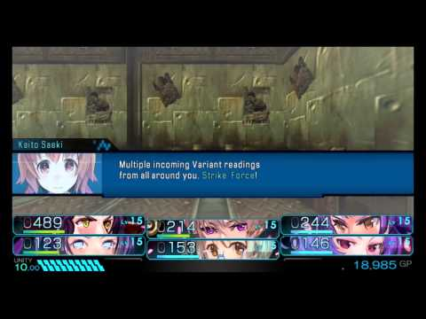 Lets Play Operation Abyss New Tokyo Legacy Part 31 goldman and phantom nono revealed! |