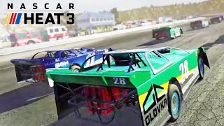 NASCAR Heat 3 Live! - Q&A with Sean Wilson from 704 Games