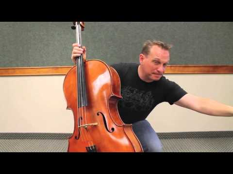 Cello Instruction: Reading Music using Schroeder Excercise #1