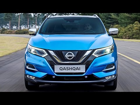 Nissan Qashqai (2017) ready to fight Peugeot 3008 [YOUCAR]