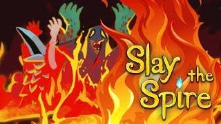 Фото Лучший билд на сжигании  Slay The Spire 37
