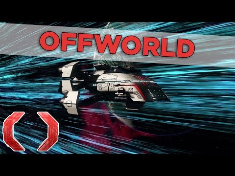 Celldweller - Offworld (Official Visualizer)