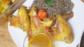 Juicy Oven Baked Chicken Recipe| must try!