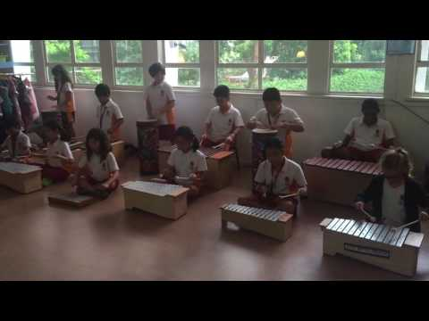 42  Indonesian Gamelan Piece for Xylophone