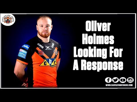 Oliver Holmes Looking For A Response
