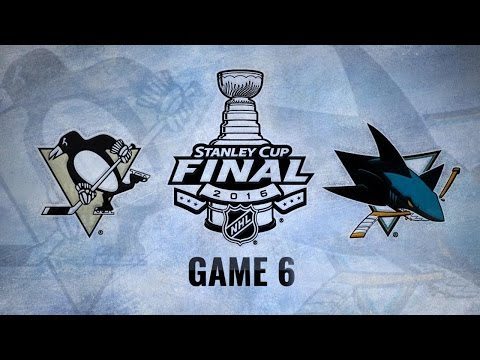 Letang nets GWG in 3-1 win as Pens hoist Stanley Cup